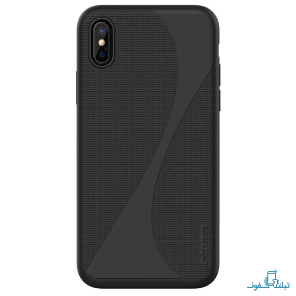 Nillkin Flex 2 liquid silicone cover case for Apple iPhone X-4-Buy-Price-Online