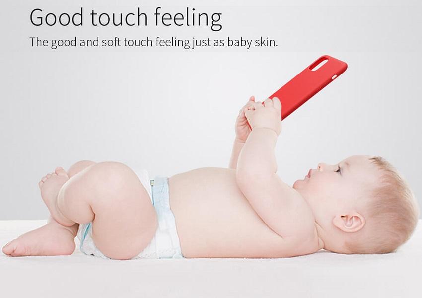 خرید قاب سیلیکونی نیلکین گوشی اپل آیفون 11