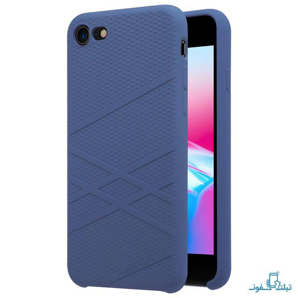 قیمت خرید قاب محافظ سیلیکونی نیلکین گوشی اپل iPhone 8
