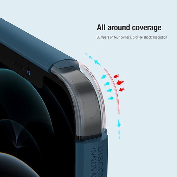 خرید قاب نیلکین گوشی اپل iPhone 13 Pro Max مدل Frosted