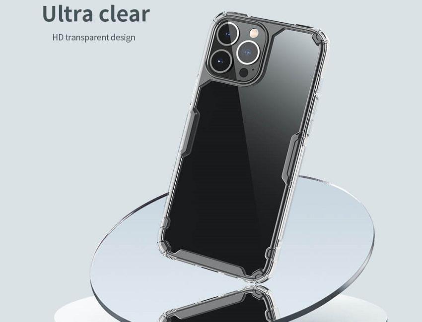 خرید قاب ژله ای نیلکین گوشی اپل آیفون 13 پرو مکس