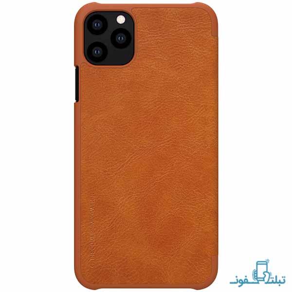 کیف چرمی نیلکین گوشی اپل آیفون 11 پرو