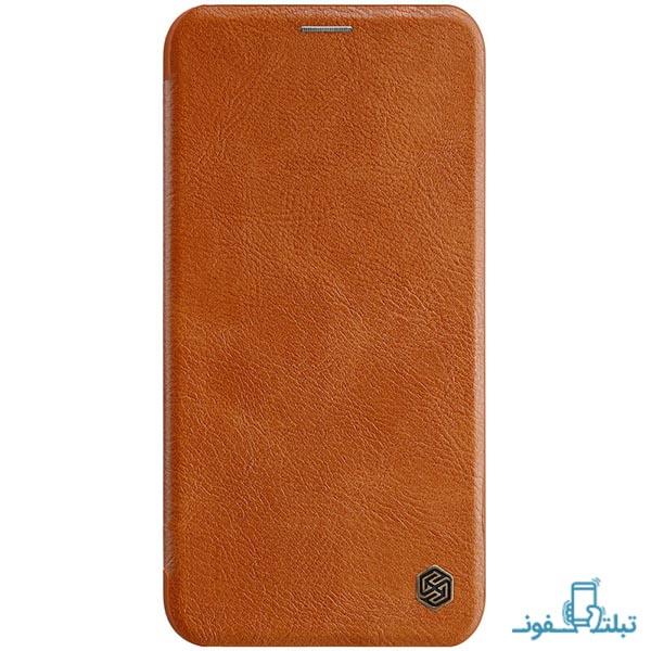 کیف چرمی نیلکین گوشی اپل آیفون 11