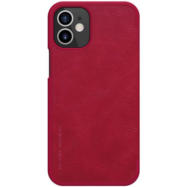 خرید کیف چرمی نیلکین گوشی اپل آیفون 12 مینی