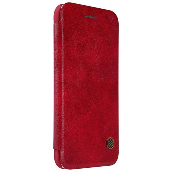 خرید کیف چرمی نیلکین گوشی اپل آیفون SE مدل 2020