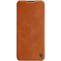 خرید کیف چرمی گوشی وان پلاس Nord N10 5G مدل نیلکین Qin
