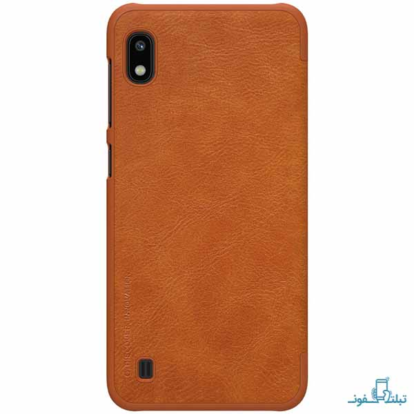 Nillkin Qin Flip Cover For Samsung Galaxy A10-buy