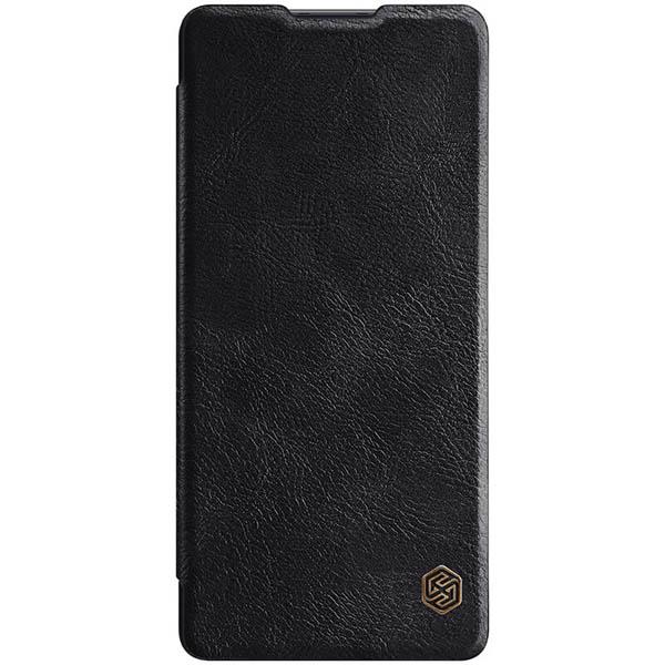 خرید کیف چرمی گوشی سامسونگ Galaxy A71 5G مدل نیلکین Qin
