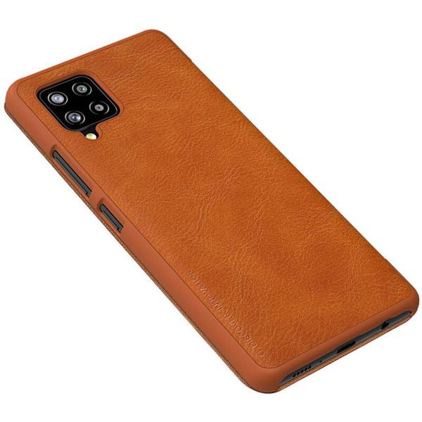 خرید کیف چرمی گوشی سامسونگ Galaxy M42 5G مدل نیلکین Qin