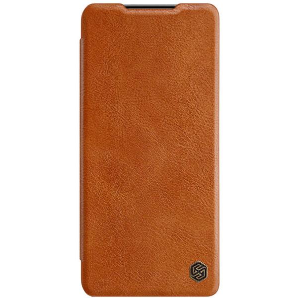 خرید کیف چرمی نیلکین گوشی سامسونگ گلکسی S21
