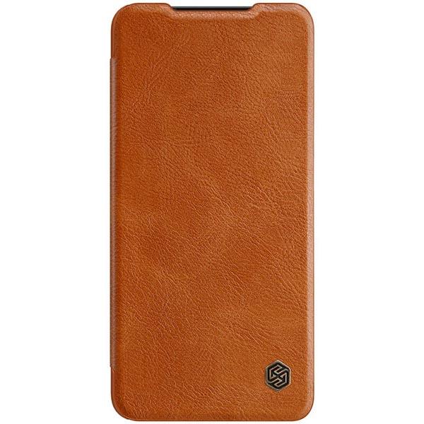 خرید کیف چرمی گوشی سامسونگ Galaxy S21 FE 5G مدل نیلکین Qin