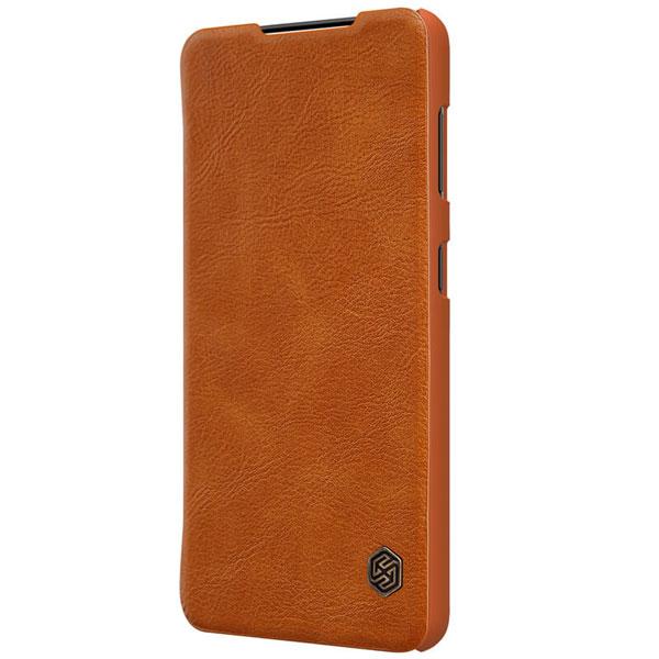 خرید کیف چرمی نیلکین گوشی سامسونگ گلکسی S21 پلاس