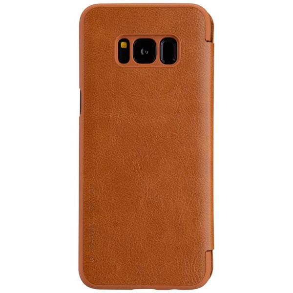 قیمت خرید قیمت خرید کیف چرمی نیلکین گوشی موبایل سامسونگ Galaxy S8