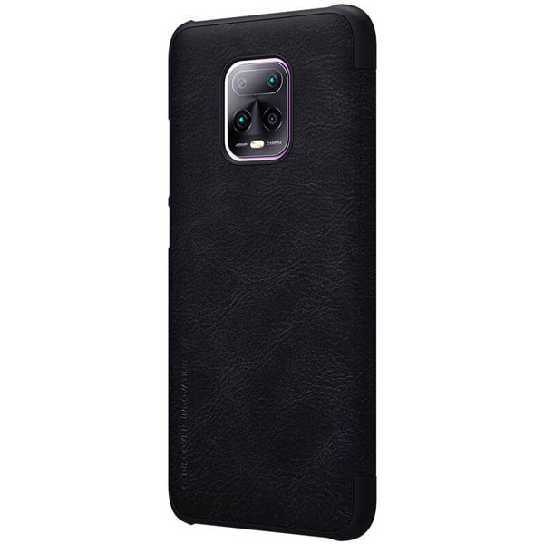 خرید کیف چرمی نیلکین گوشی شیائومی ردمی 10X Pro 5G / 10X 5G