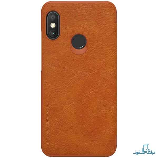 Nillkin Qin Flip Cover For Xiaomi Redmi 6 Pro (Mi A2 Lite)-shop