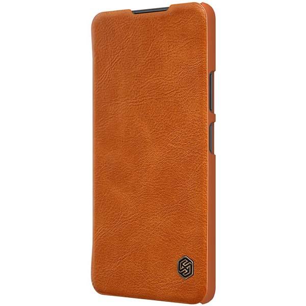 خرید کیف چرمی گوشی شیائومی Redmi Note 10 Pro/10 Pro Max مدل نیلکین Qin