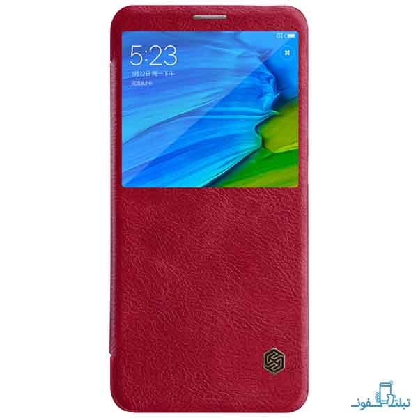 Nillkin Qin Flip Cover For Xiaomi Redmi Note 5 Pro-buy-shop