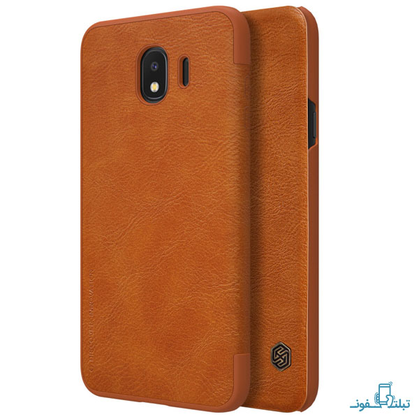 Nillkin Qin Leather case for Samsung Galaxy J4-2-Buy-Price-Online