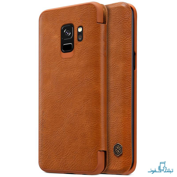Nillkin Qin Series Leather case for Samsung Galaxy S9-2-Buy-Price-Online