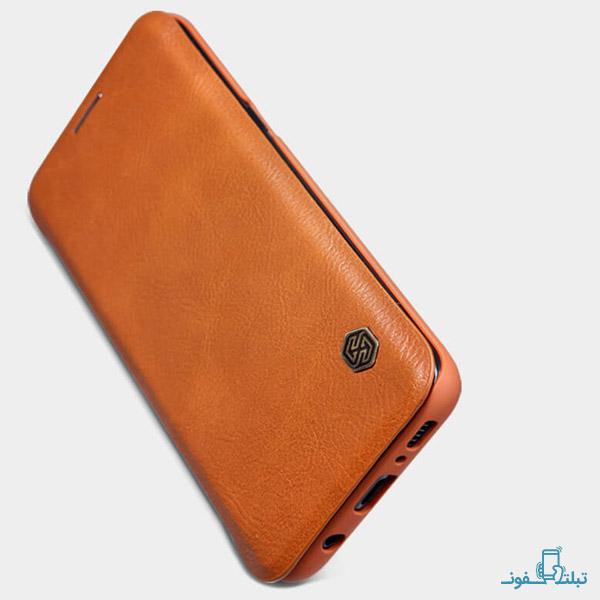 قیمت خرید کیف چرمی نیلکین گوشی موبایل سامسونگ S9 پلاس
