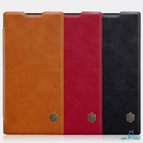 قیمت خرید کیف چرمی نیلکین گوشی سونی ایکس پریا XA2