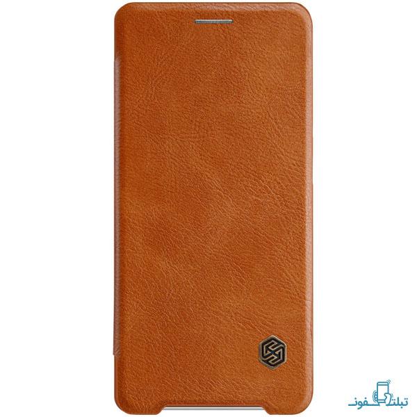 قیمت خرید کیف چرمی نیلکین گوشی سونی ایکس پریا XZ2