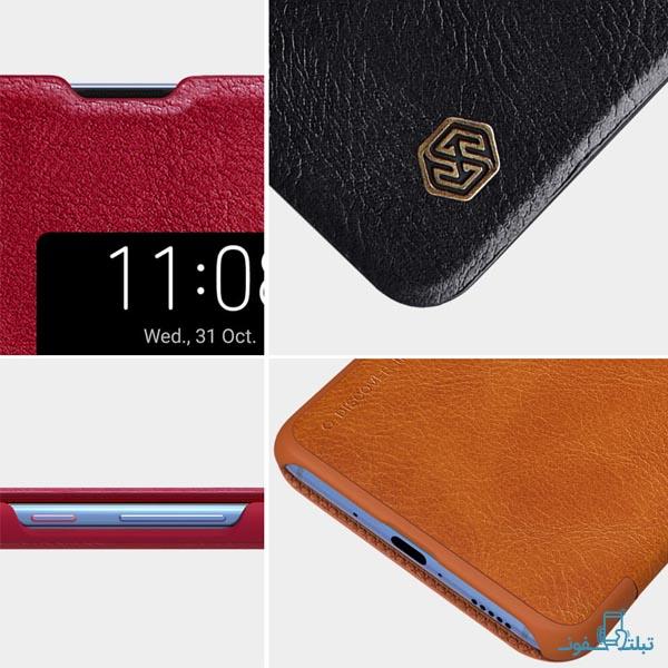 قیمت خرید کیف چرمی نیلکین گوشی موبایل هواوی میت 20X