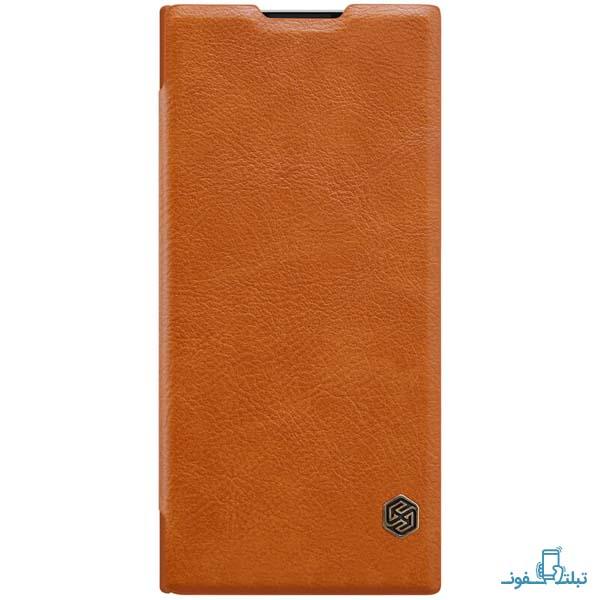 قیمت خرید کیف چرمی نیلکین گوشی سونی ایکس پریا XA2 پلاس