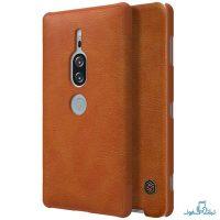 قیمت خرید کیف چرمی نیلکین گوشی سونی ایکس پریا XZ2 Premium