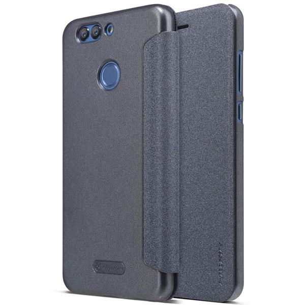 Nillkin-Sparkle-Flip-Cover-For-Huawei-nova-2-plus-online-buy