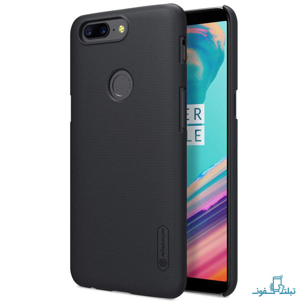 Nillkin Super Frosted Shield Matte cover case for Oneplus 5T-3-Buy-Price-Online