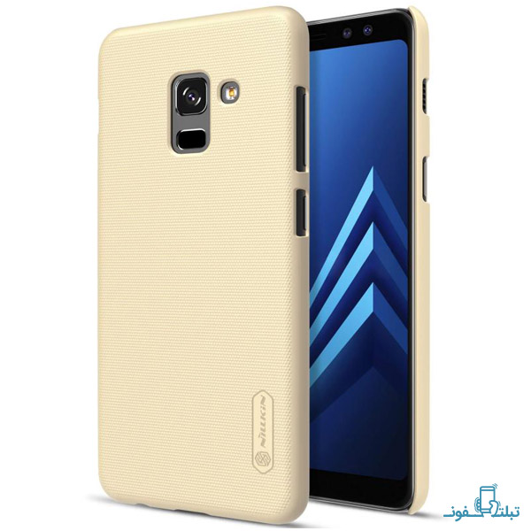 Nillkin Super Frosted Shield Matte cover case for Samsung Galaxy A8 Plus (2018)-6-Buy-Price-Online