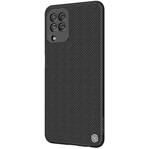 خرید قاب فیبر نیلکین سامسونگ Galaxy A22 4G مدل Textured nylon