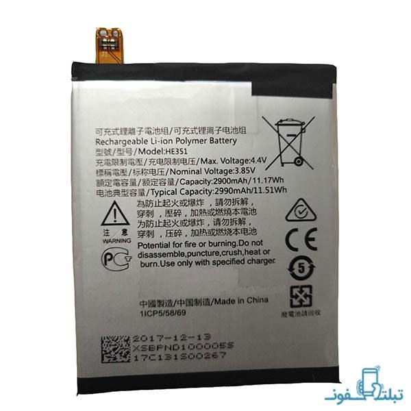 باتری گوشی نوکیا 3.1 مدل HE351