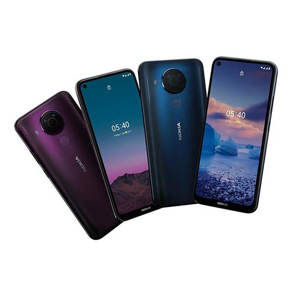 گوشی موبایل نوکیا مدل 5.4 دو سیم کارت 128 گیگابایت با رم 4 گیگابایت