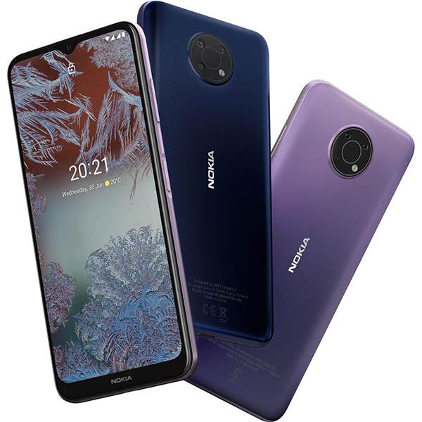 خرید گوشی موبایل نوکیا G10 TA-1334 دو سیم کارت 64 گیگابایت با رم 4 گیگابایت