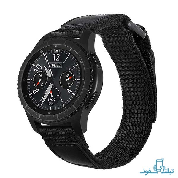 Nylon Watch Bands Strap for Samsung Gear S3-online