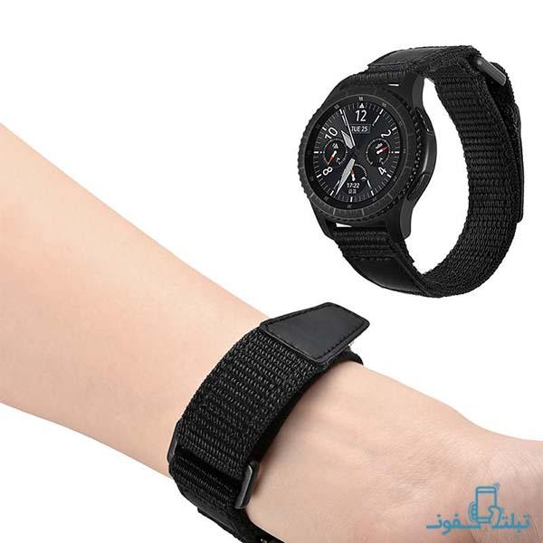 بند چسبی ساعت هوشمند سامسونگ گیر S3