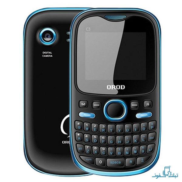 قیمت خرید گوشی موبایل ارد C3 دو سیم کارت