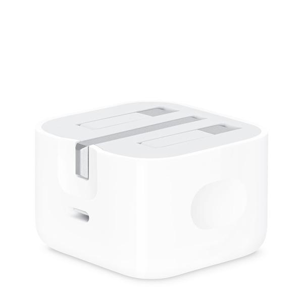 خرید آداپتور شارژر اصلی 20 واتی برای گوشی های اپل آیفون 12