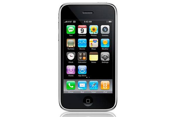 اولین گوشی اپل آیفون 2G