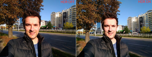 نقد و بررسی گوشی ایسوس زنفون سلفی ZD551KL - حالت های عکاسی دوربین سلفی