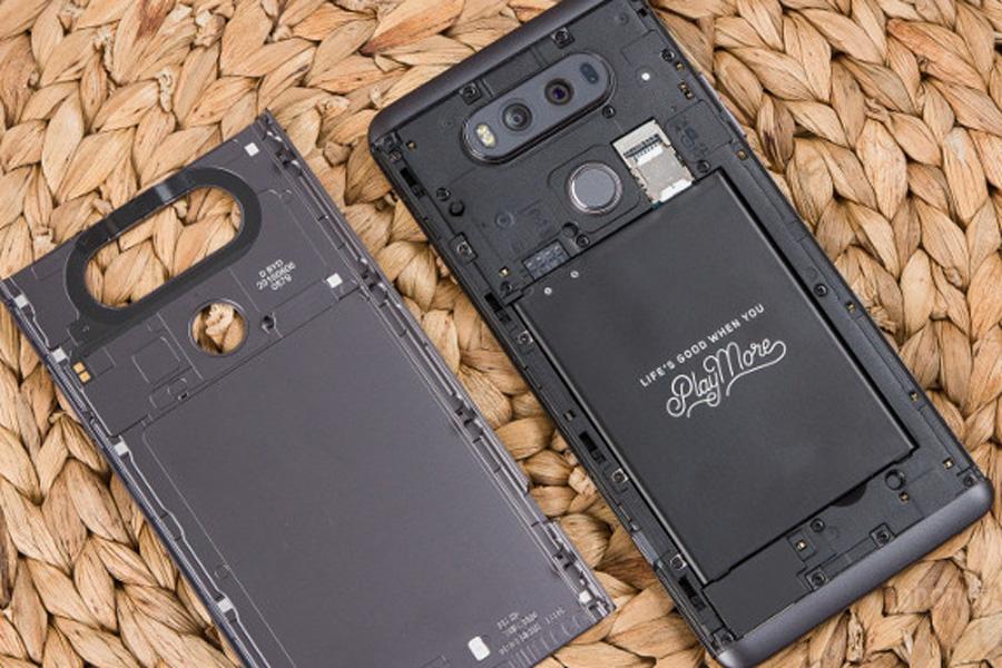 باتری گوشی موبایل الجی وی 20