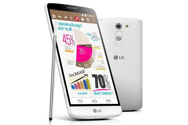 خرید گوشی با قلم استایلوس - الجی جی 3 استایلوس