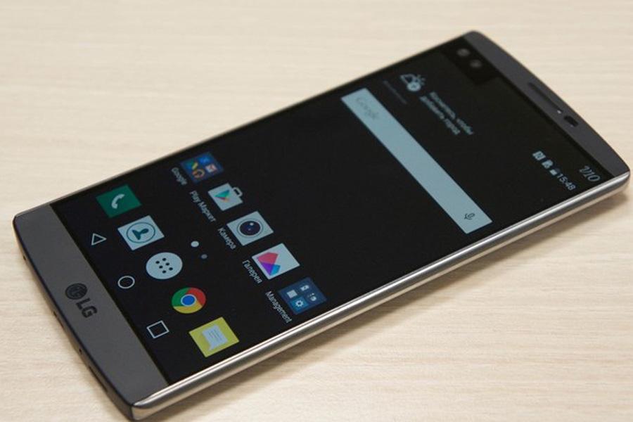 گوشی موبایل الجی وی 10