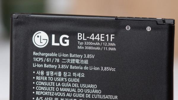 باتری گوشی الجی وی 20