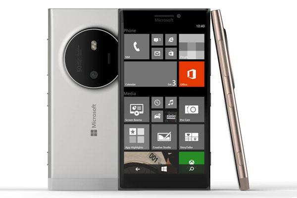گوشی مایکروسافت لومیا 1030
