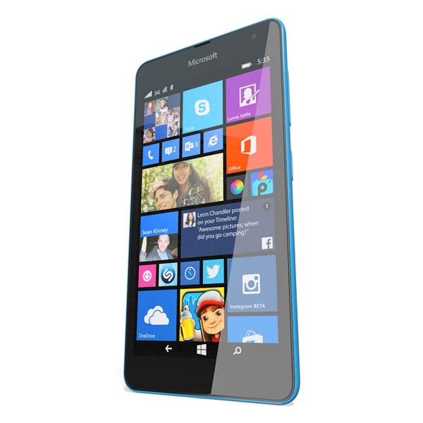 قیمت خرید گوشی موبایل مایکروسافت لومیا 535