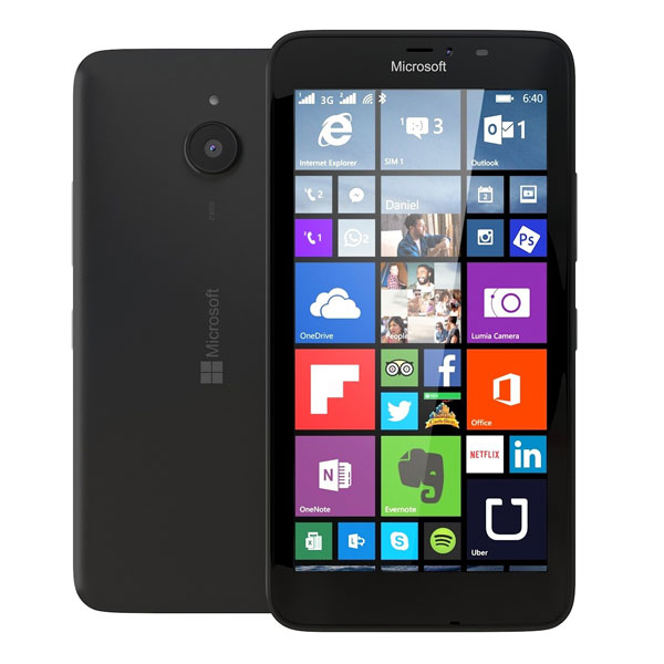 قیمت خرید گوشی موبایل مایکروسافت لومیا 640XL