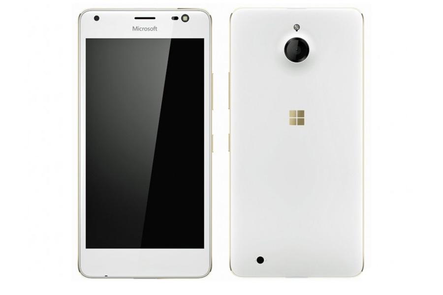 مشخصات گوشی مایکروسافت لومیا 850